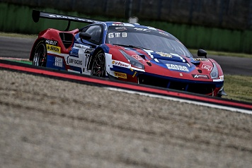 Экипаж SMP Racing дебютировал в GT World Challenge Europe Endurance Cup