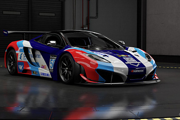 SMP Racing drivers will take part in the online round of the Forza Motorsport 2020 Championship