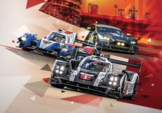 FIA WEC 24 hours of Le Mans