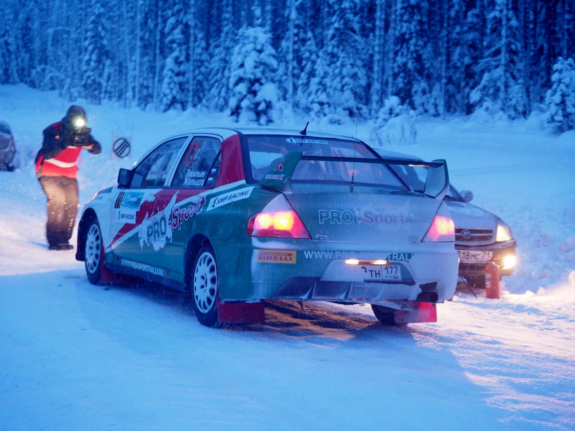 Vitaly Petrov. Rally Karelia 2019. Day 1