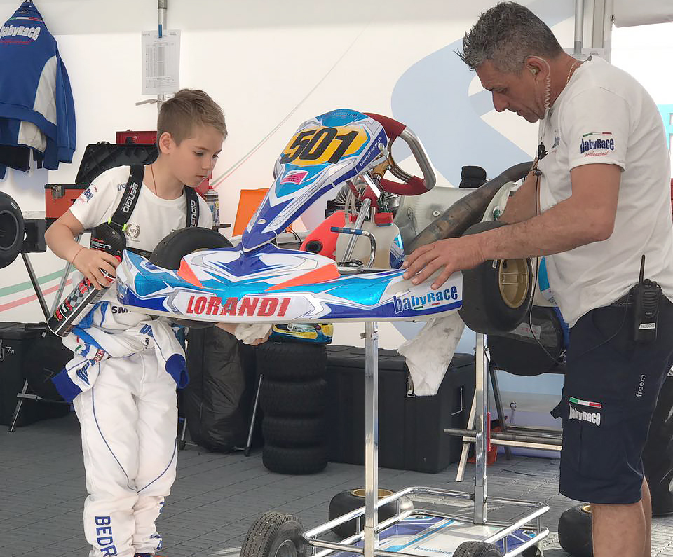 SMP Racing / WSK Super Master Series