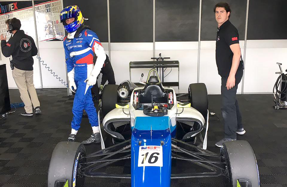 SMP Racing / Euroformula Open / Никита Троицкий