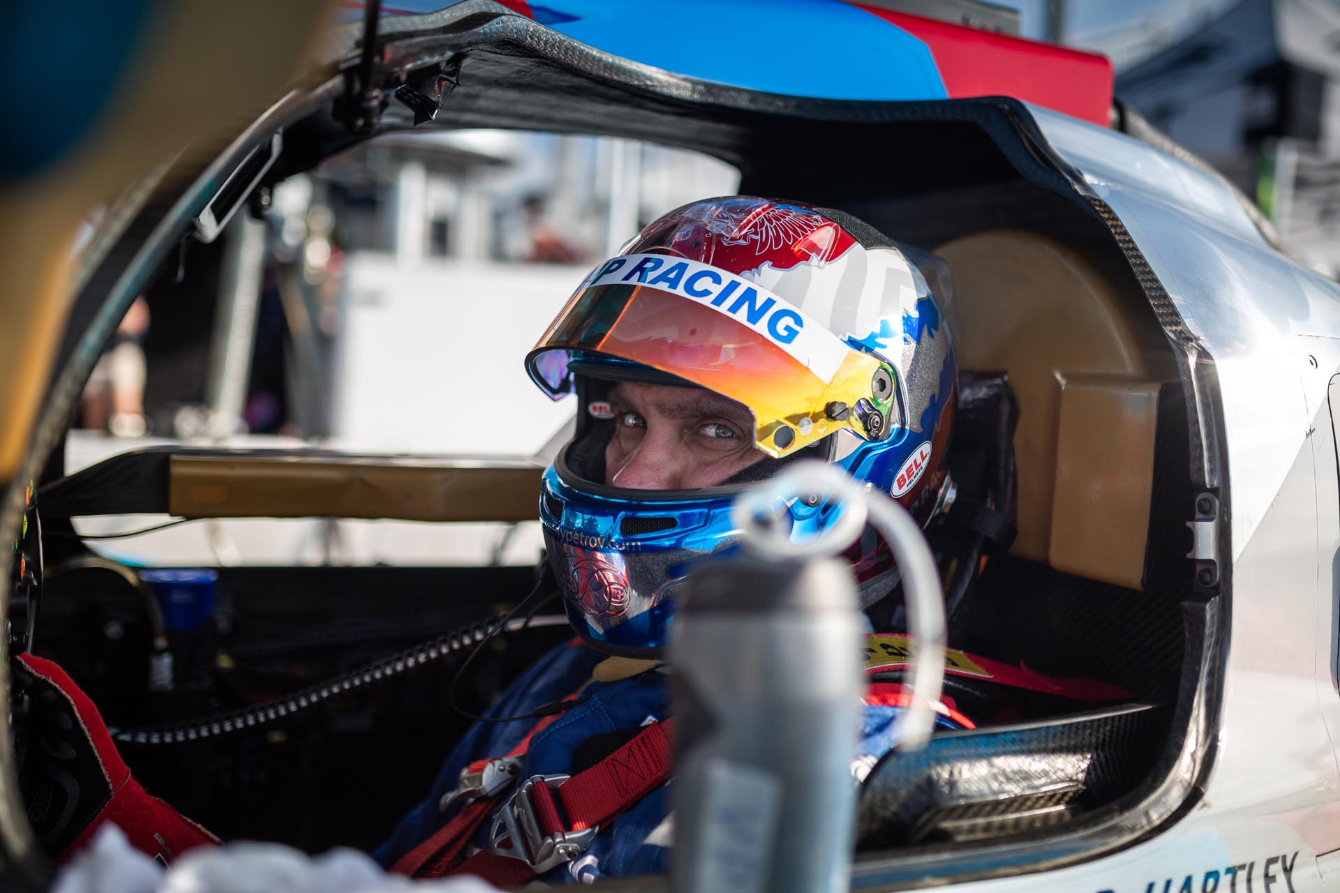 SMP Racing. FIA WEC. 1000 miles of Sebring. Tests