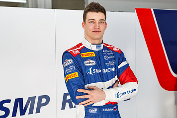 Denis Bulatov will spend the 2019 season in the Blancpain GT Series Endurance Cup