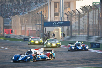WEC 2016 6 Hours of Bahrain Race
