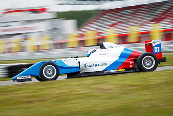 Two new drivers in SMP Racing Junior program: Irina Sidorkova and Mikhael Belov