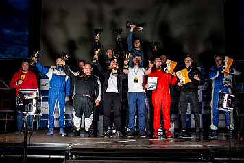A new season of the Russian Drag Racing Championship SMP RDRC kicked off in Bykovo