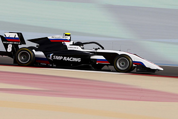 SMP Racing drivers took part in the FIA Formula 2 and FIA Formula 3 pre-season tests