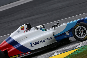 Michael Belov took part in the fourth round of the Italian Formula 4 Championship