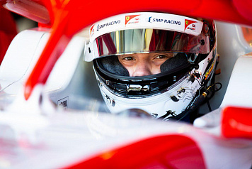 Robert Shwartzman sets the best time in F3 pre-season testing