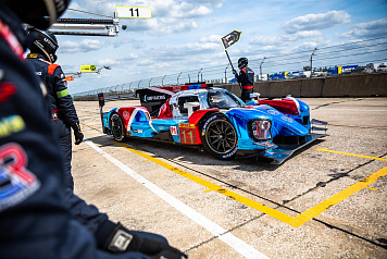 SMP Racing squads will start from fourth and fifth positions in the 1000 miles of Sebring race