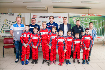 New season of SMP Racing NRing Academy started in Nizhny Novgorod