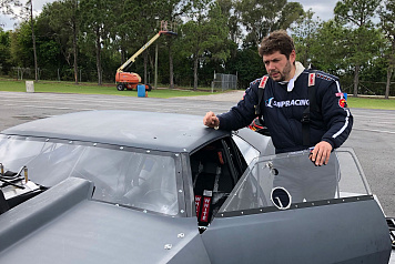 Dmitry Samorukov will take part in the FIA European Drag Racing Championship in 2019