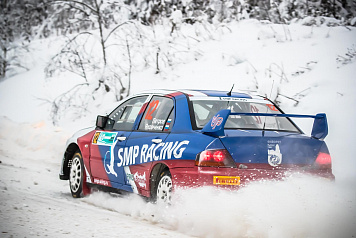 Ex-Formula 1 driver Vitaly Petrov will participate in the rally Peno