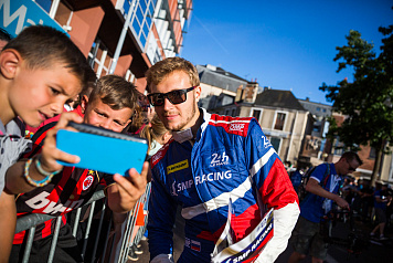 Sergey Sirotkin will race for SMP Racing in the FIA World Endurance Championship