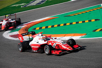 Robert Shwartzman takes a step closer to FIA Formula 3 title in Monza Race 2