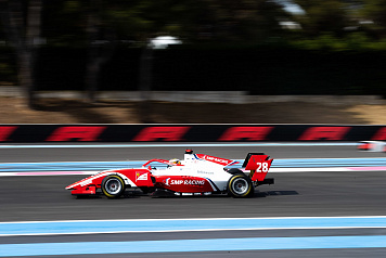 Robert Shwartzman took his second win of the FIA Formula 3 season