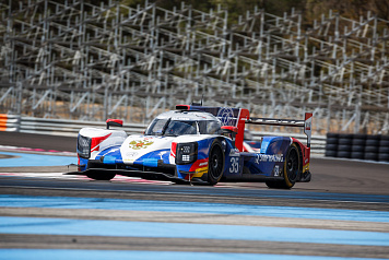 Shaitar – Nato – Newey will make LMP2 line-up for SMP Racing at Le Mans