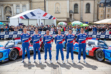 SMP Racing reached the targets in FIA WEC