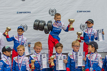 The new RAF-SMP Racing Academy event in Ryazan