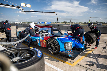 The SMP Racing squads have completed a two-day test before the FIA ​​WEC round in Sebring