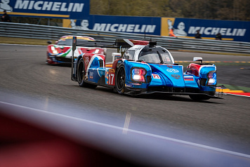 SMP Racing squad will start from the third position in the 6 Hours of Spa-Francorchamps