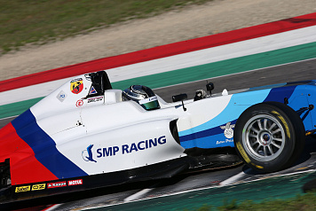 Michael Belov finished in the top 5 at the sixth Italian Formula 4 Championship's round
